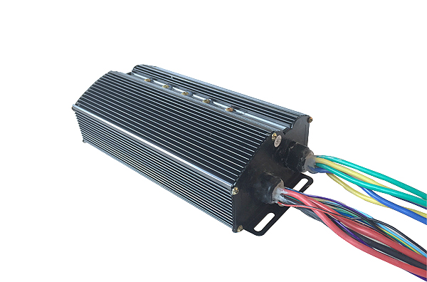 24-tube brushless motor controller 1200W50A (black)