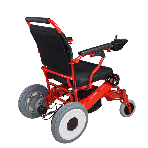 Brushless electric wheelchair accessories